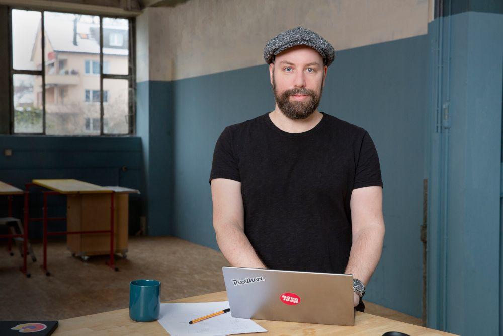 Portrait Markus Huggler